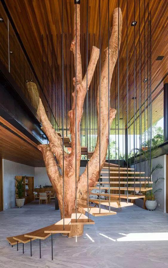 桂林创意楼梯设计