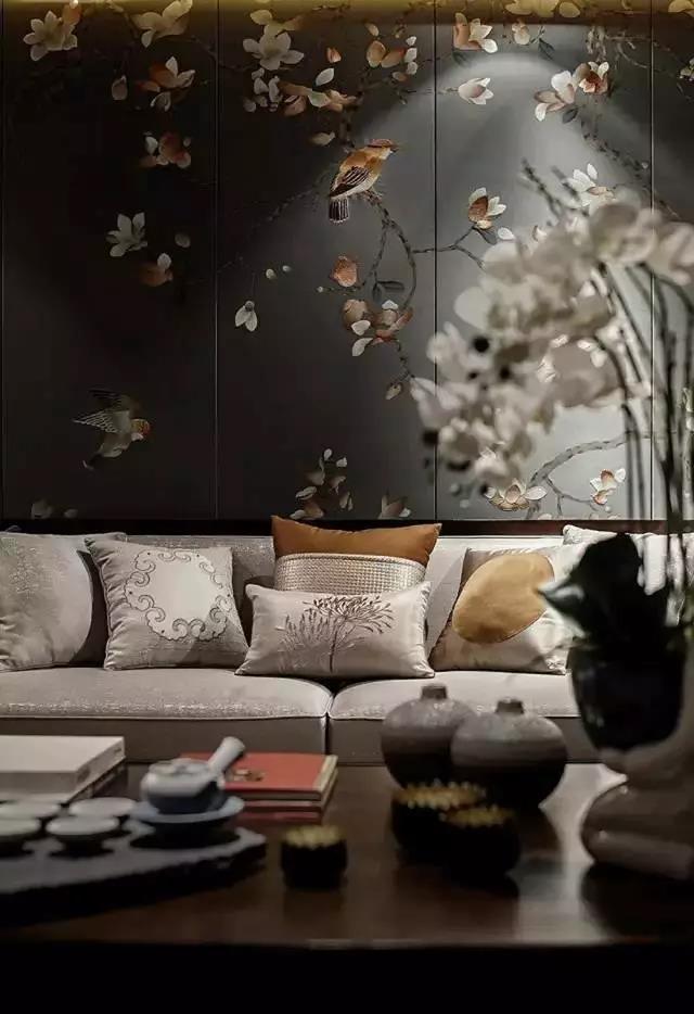 桂林客厅兼茶室