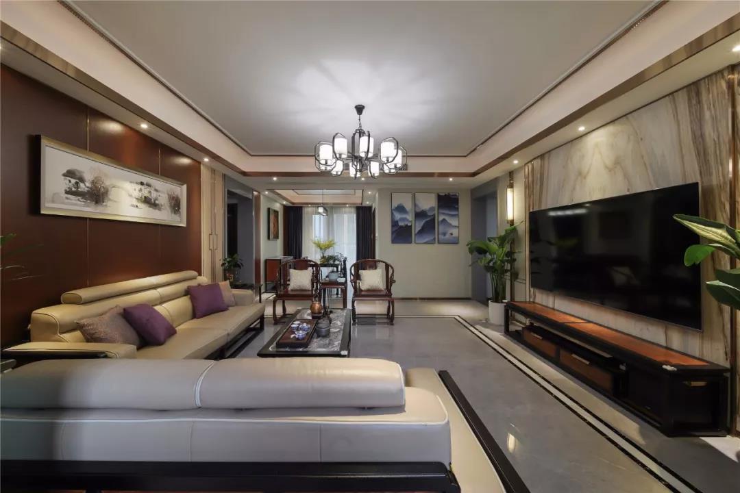 客厅吊顶装修价格 八种风格客厅吊顶家装效果图欣赏