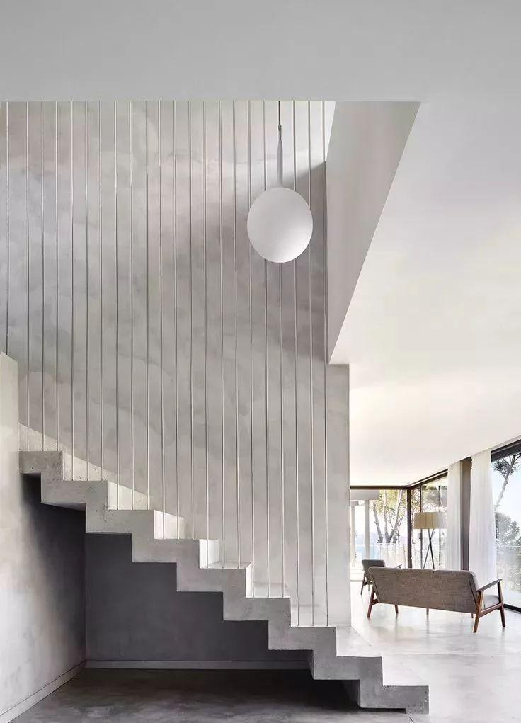多款创意楼梯设计