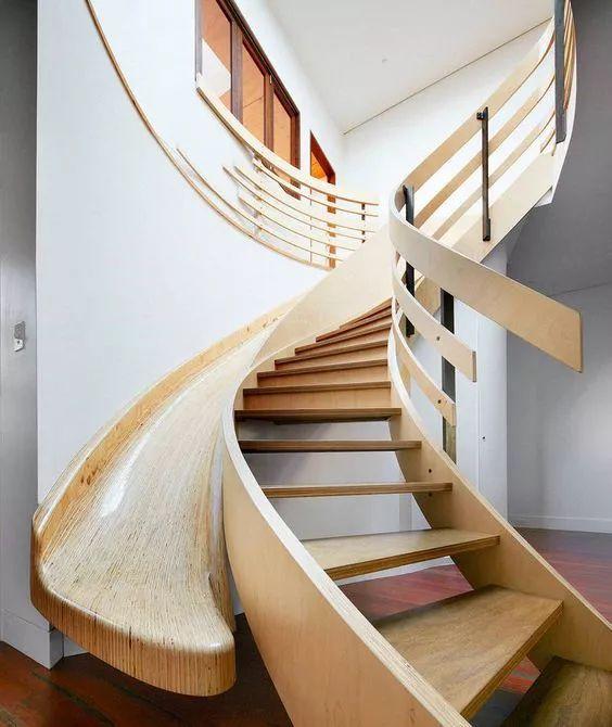 创意滑梯楼梯设计