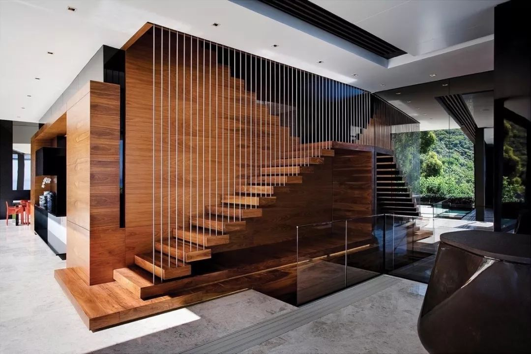 6款创意楼梯设计