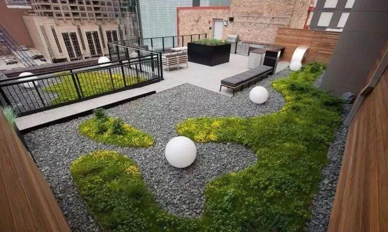 屋顶绿化排水设计