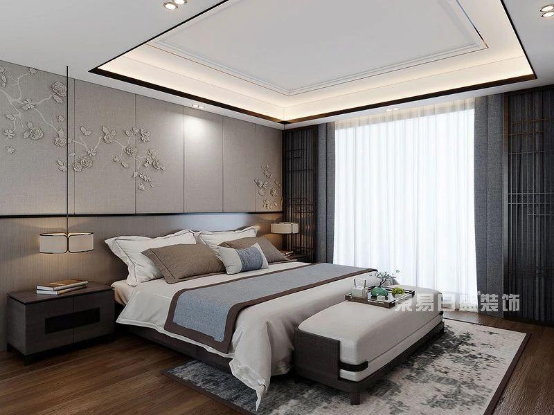 别墅主卧室装修案例