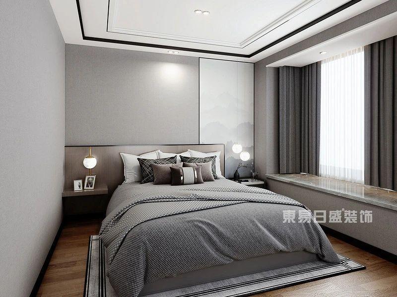桂林别墅卧室装修效果图