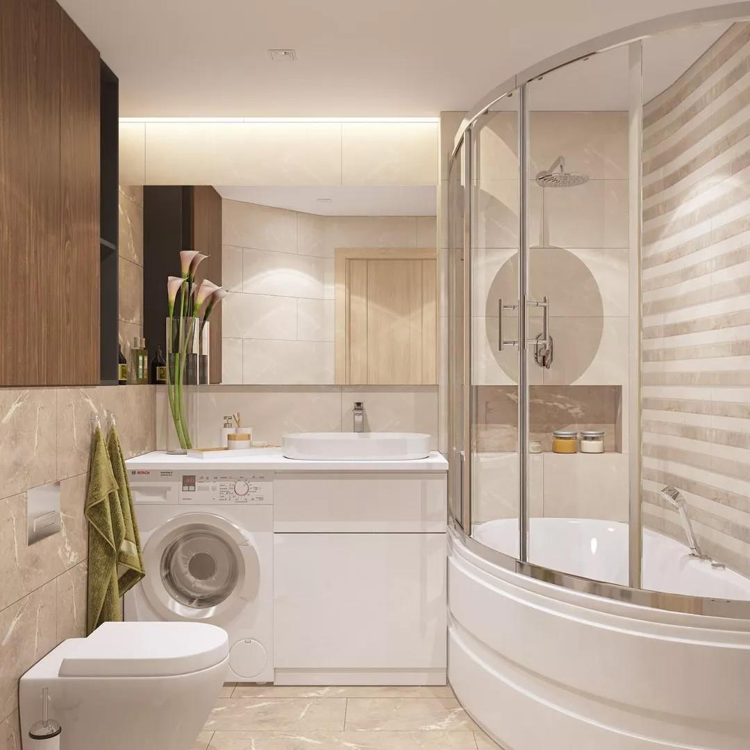 洗衣机存放设计