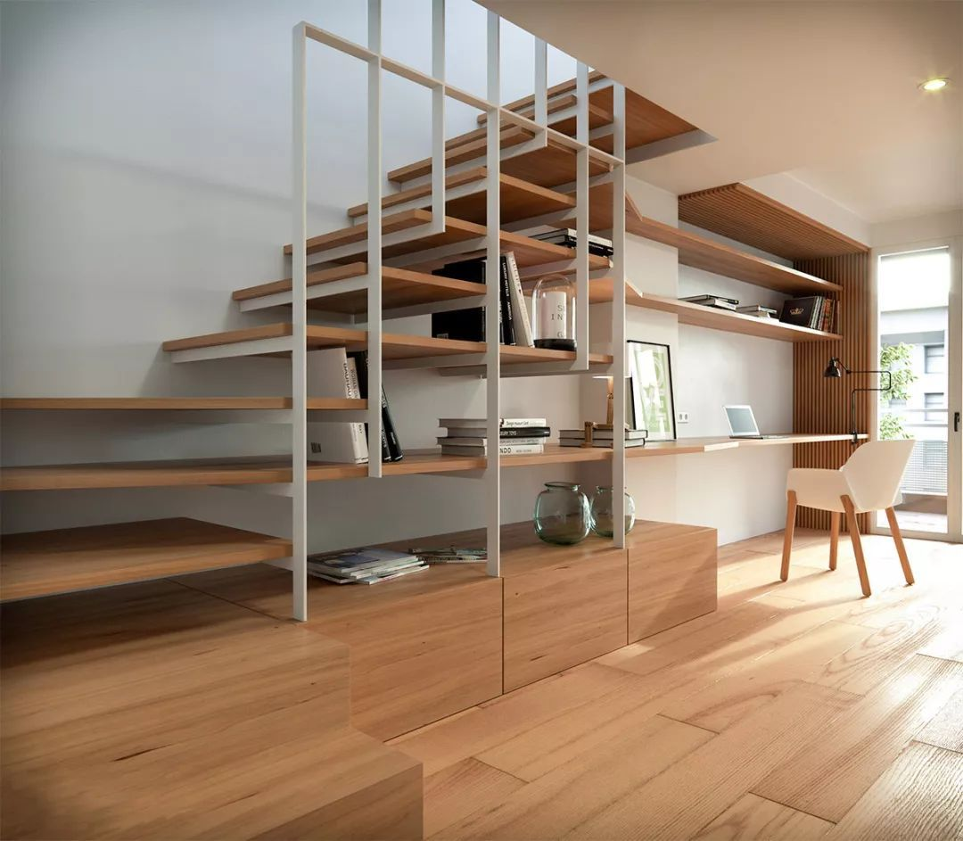 桂林储物楼梯设计