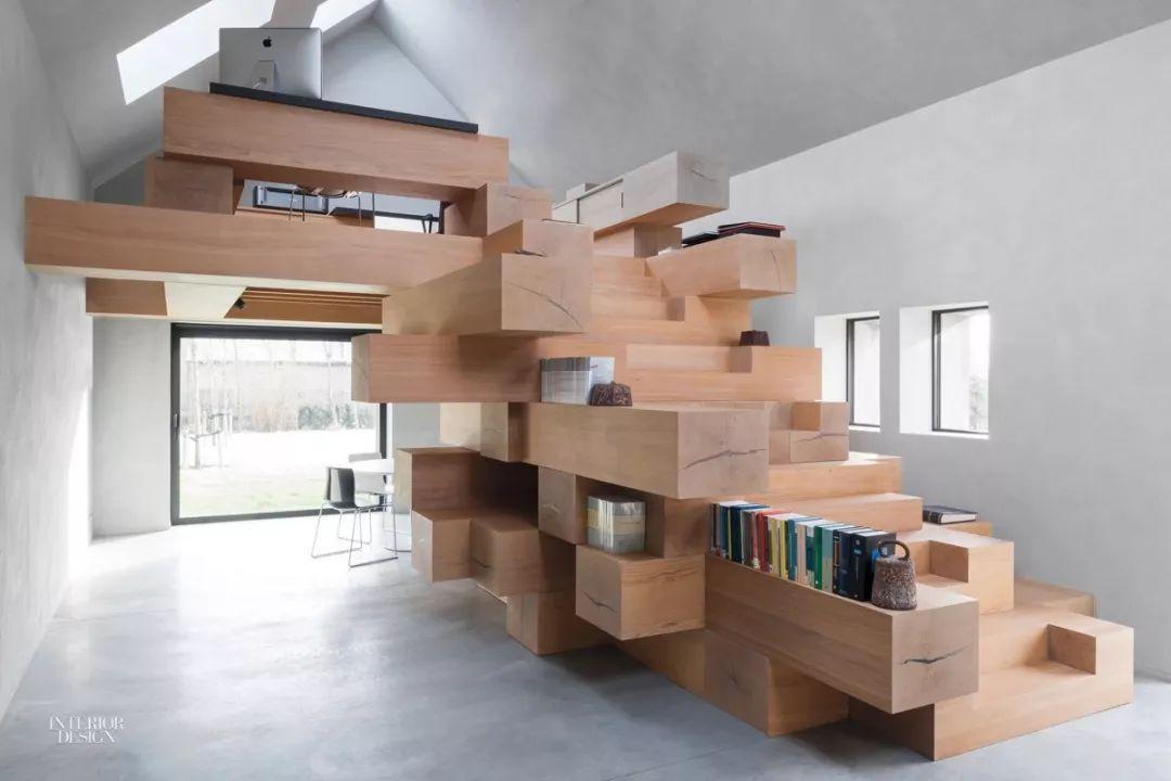储物楼梯设计