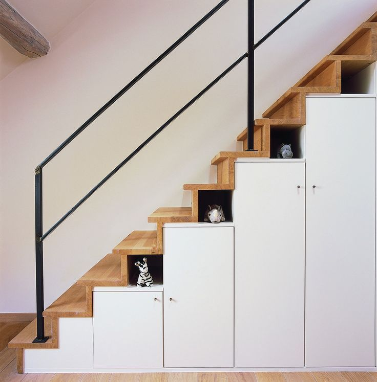楼梯收纳柜