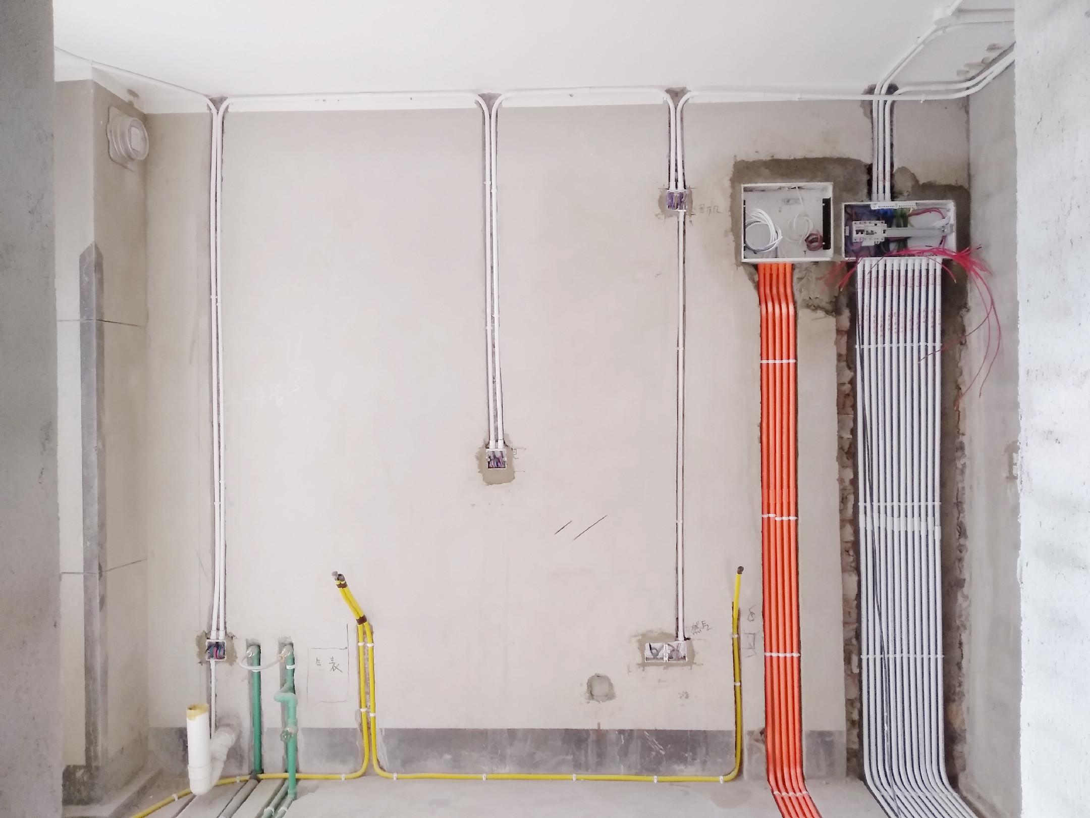 别墅装修水电工程验收