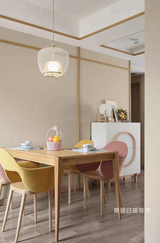 现代风格案例餐桌