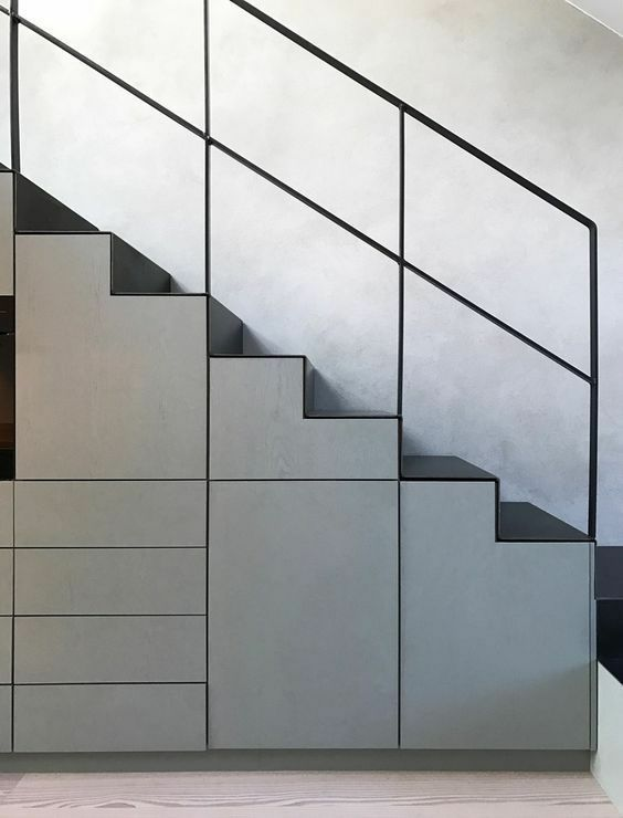 楼梯柜子装修