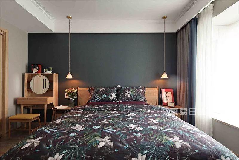 现代风格案例卧室
