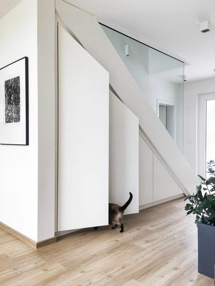楼梯玄关设计