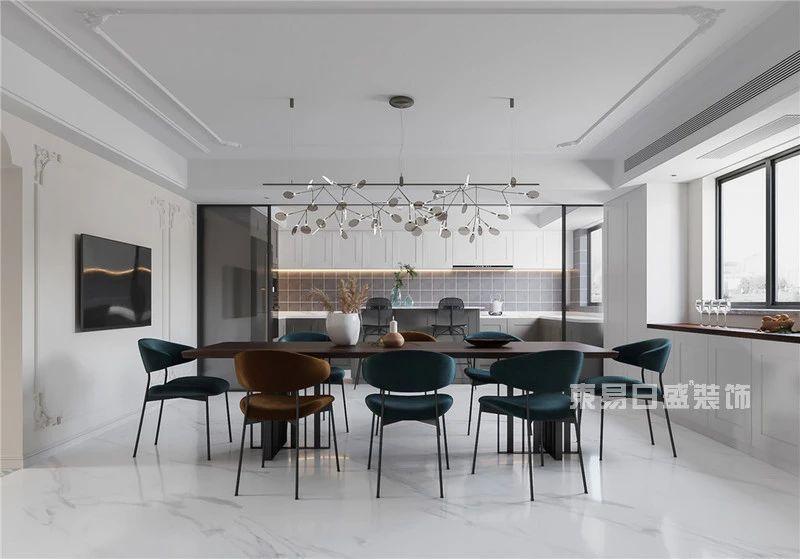 现代法式风格餐厅