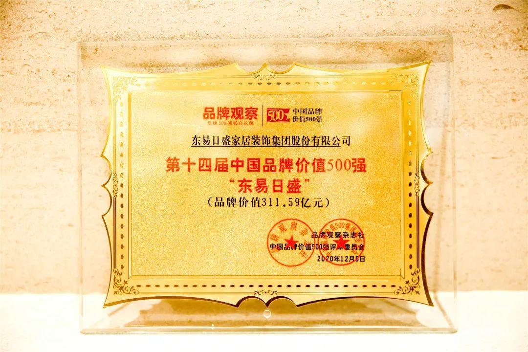中國品牌500強