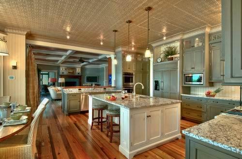 开放式厨房保养清洁方法