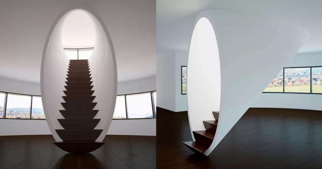 桂林旋转楼梯