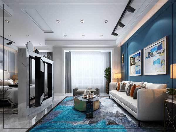 小户型客厅装修地板怎么选