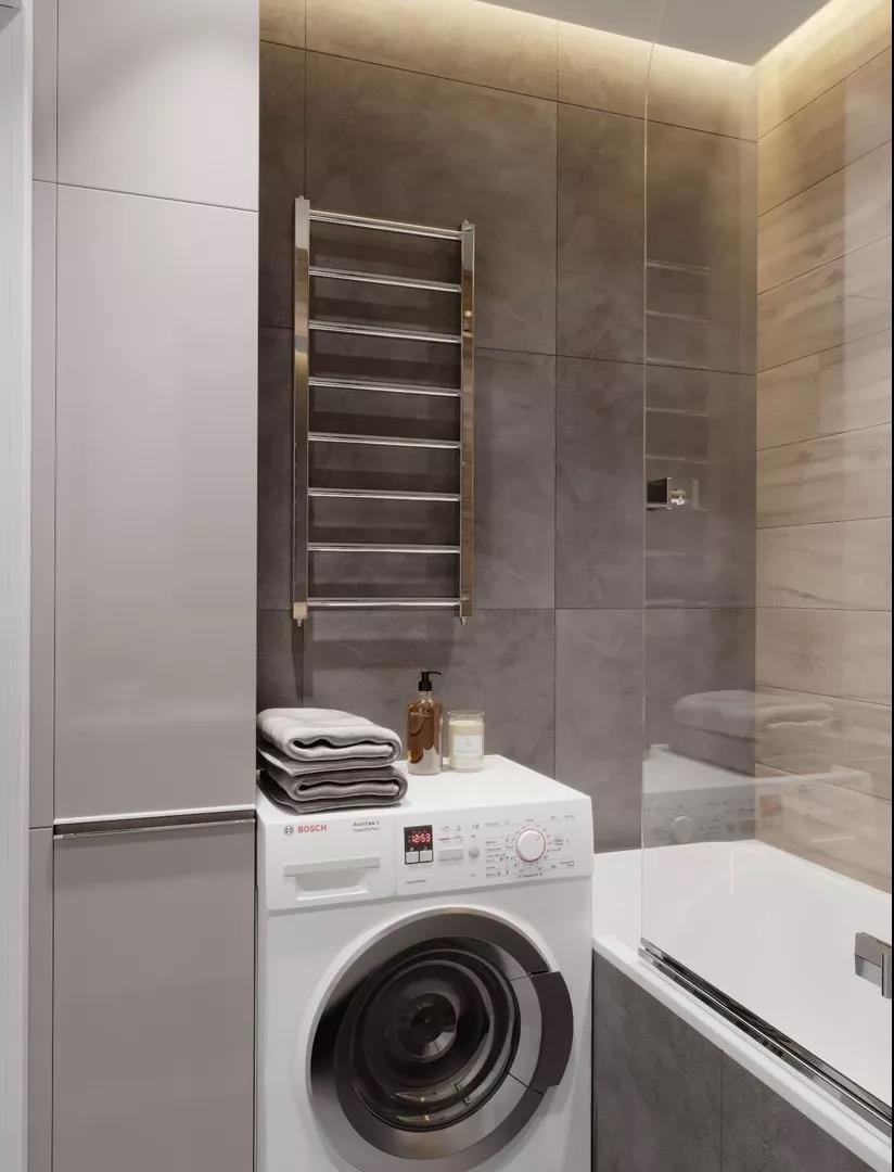 卫生间存放洗衣机注意事项