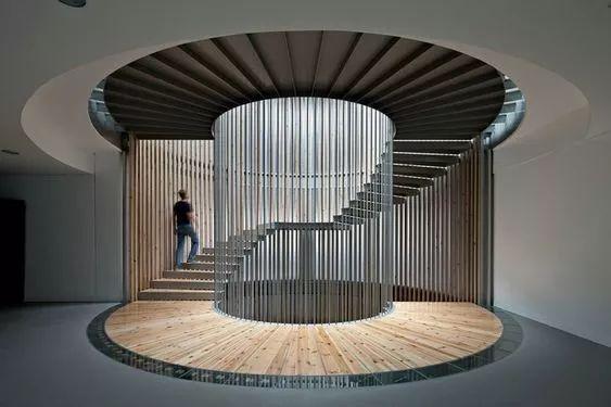 桂林旋转楼梯设计