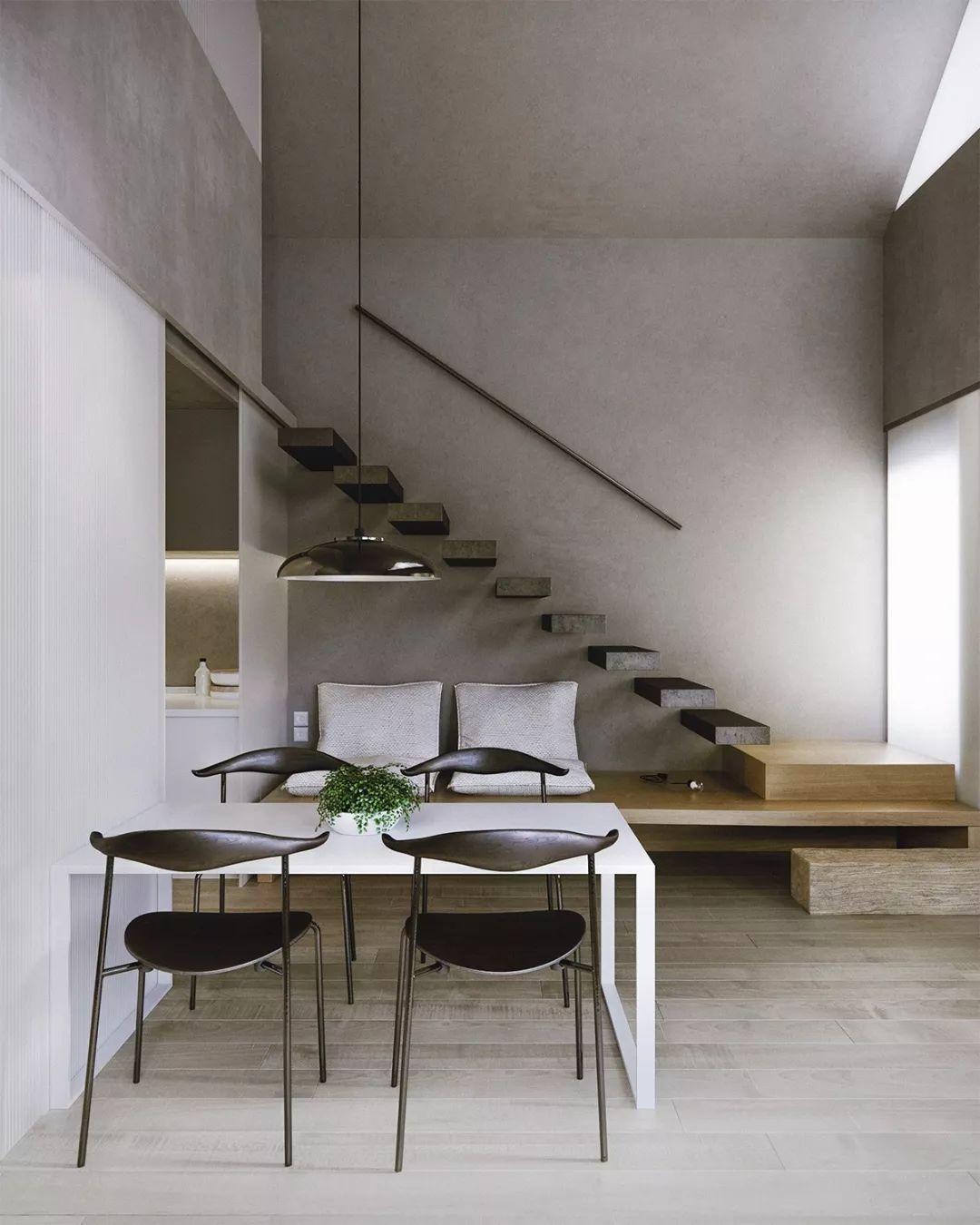 悬空台阶楼梯