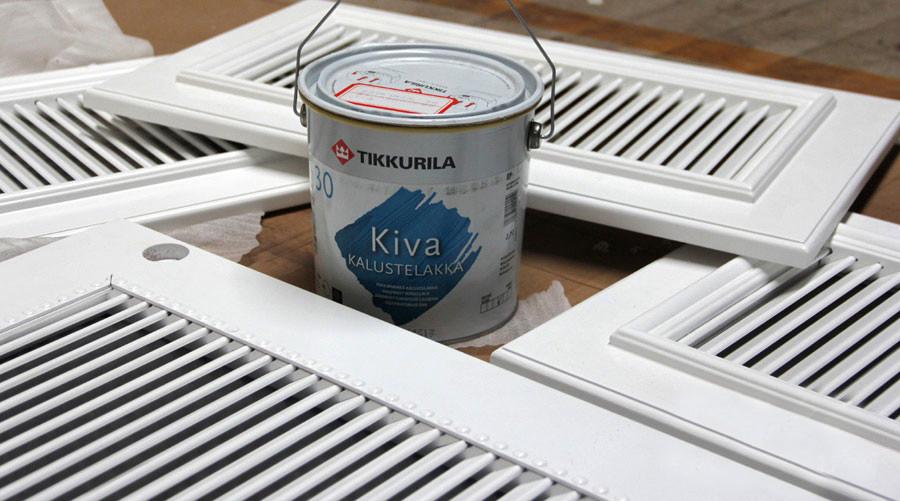室内装修环保涂饰材料