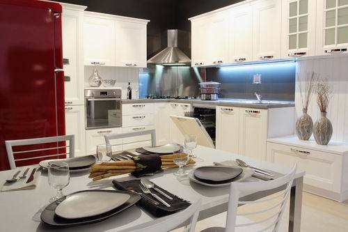 开放式厨房保养方法