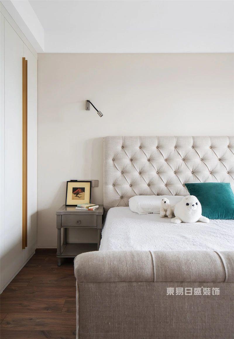 现代自然风次卧室