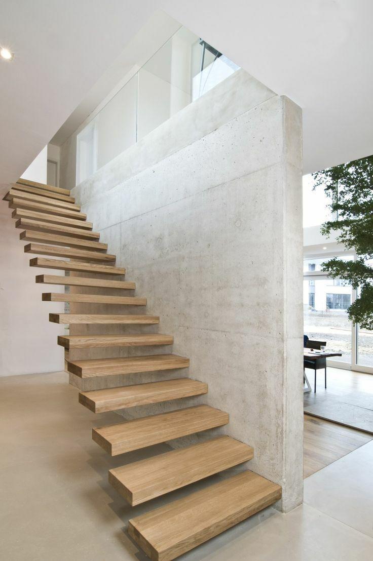 极简楼梯设计