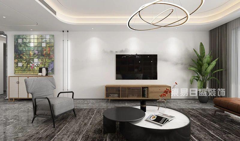 新现代主义客厅