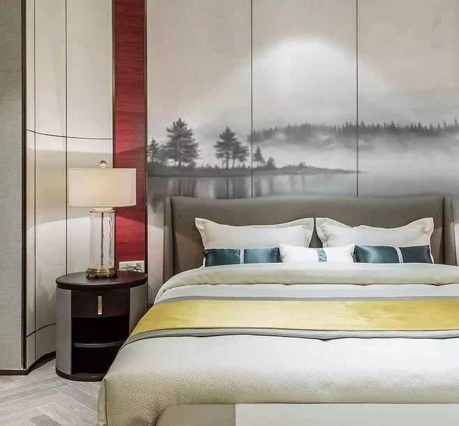 新中式卧室装修