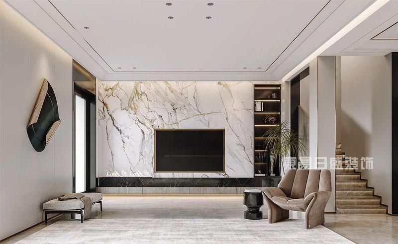 现代简约装修风格客厅