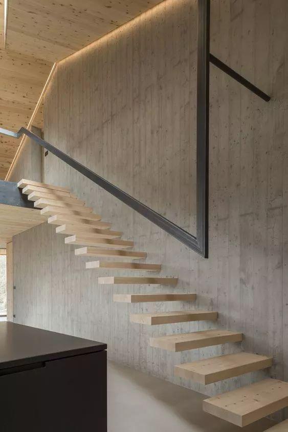悬空楼梯设计