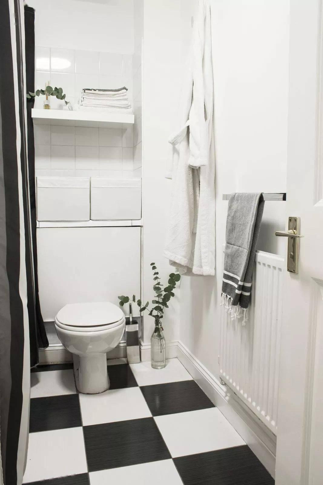 小卫生间装修技巧
