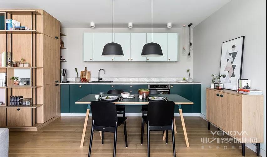 厨房怎么装修好看实用?厨房装修要注意什么