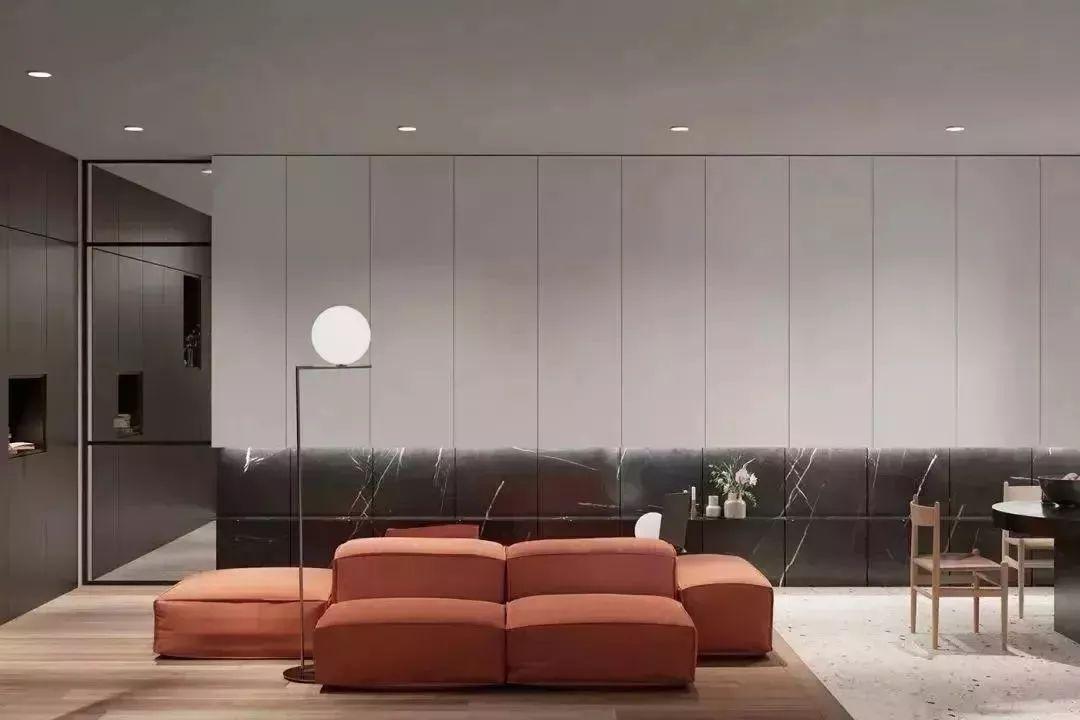 客厅无主灯设计