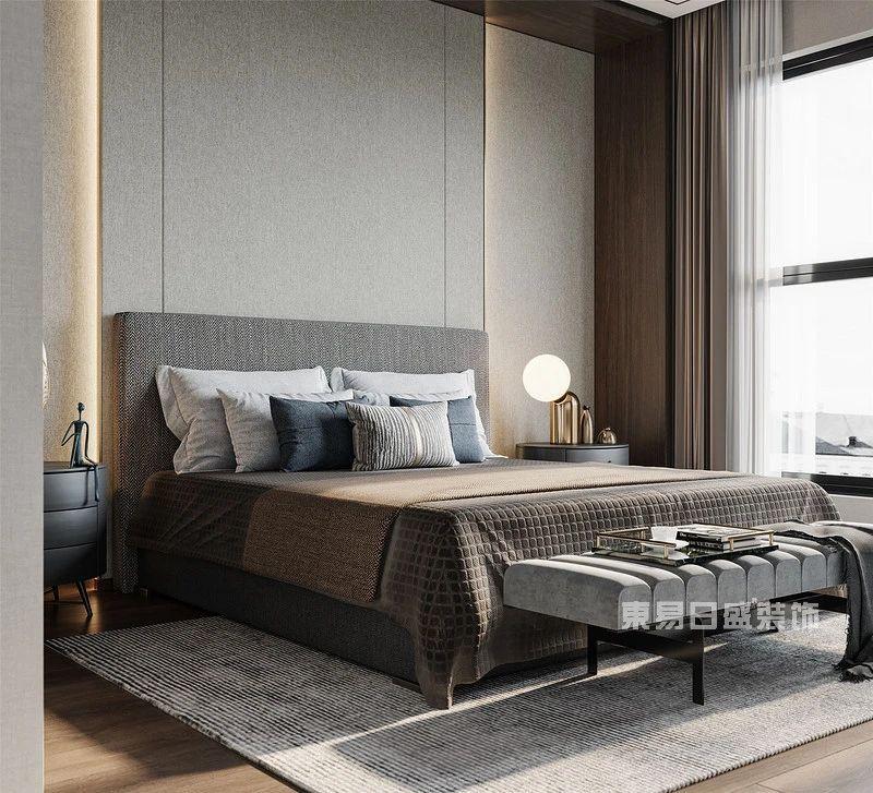 现代简约装修风格卧室