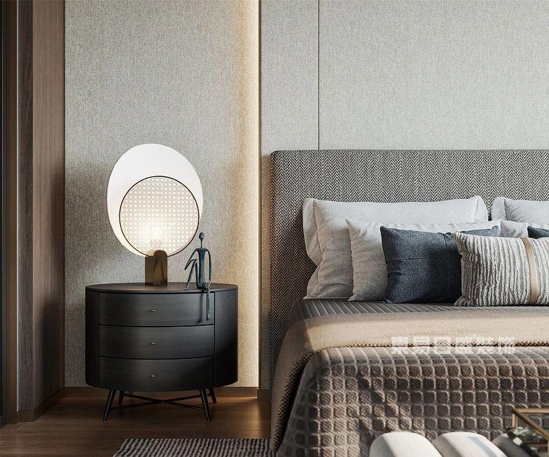 桂林现代简约风格卧室
