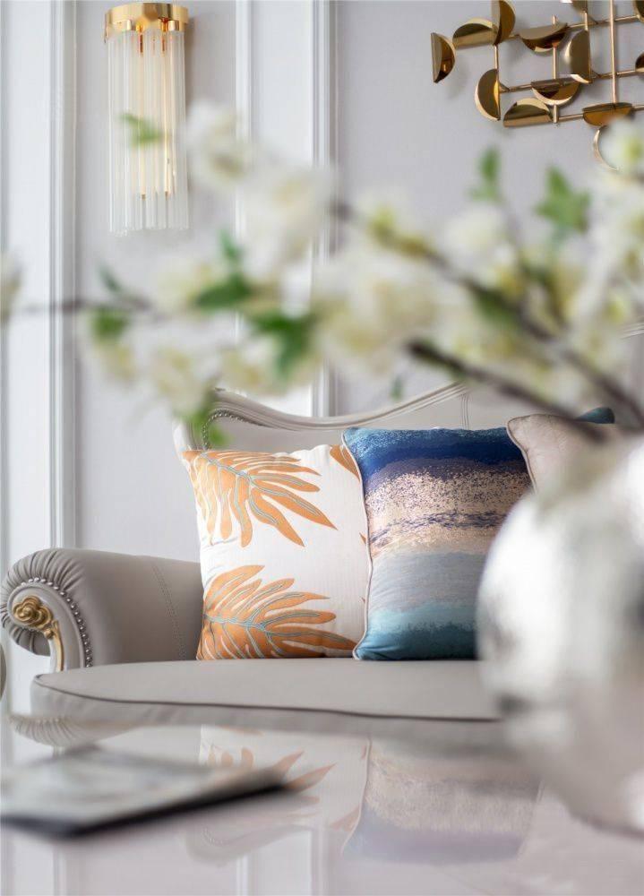 欧式风格客厅沙发