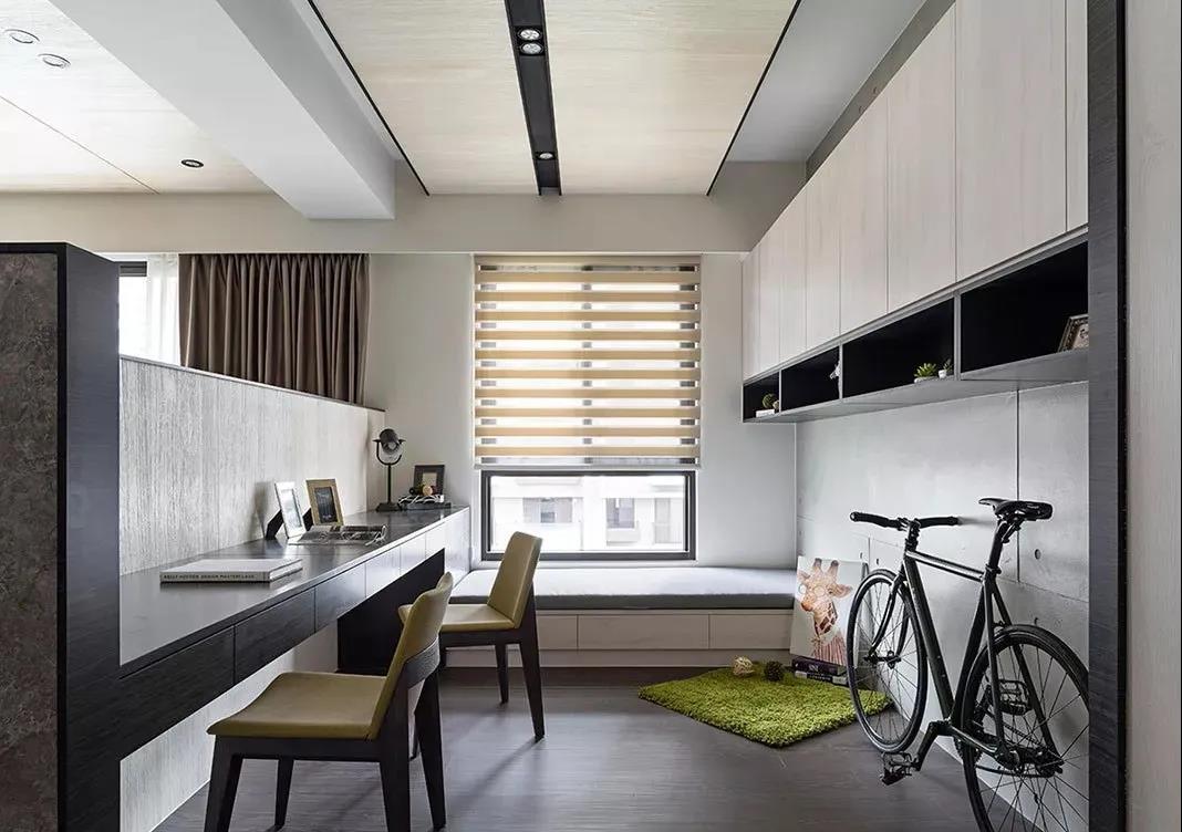 开放式厨房改善采光
