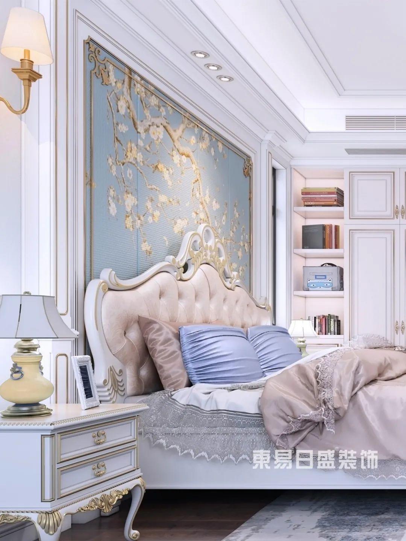 简约欧式风格主卧室
