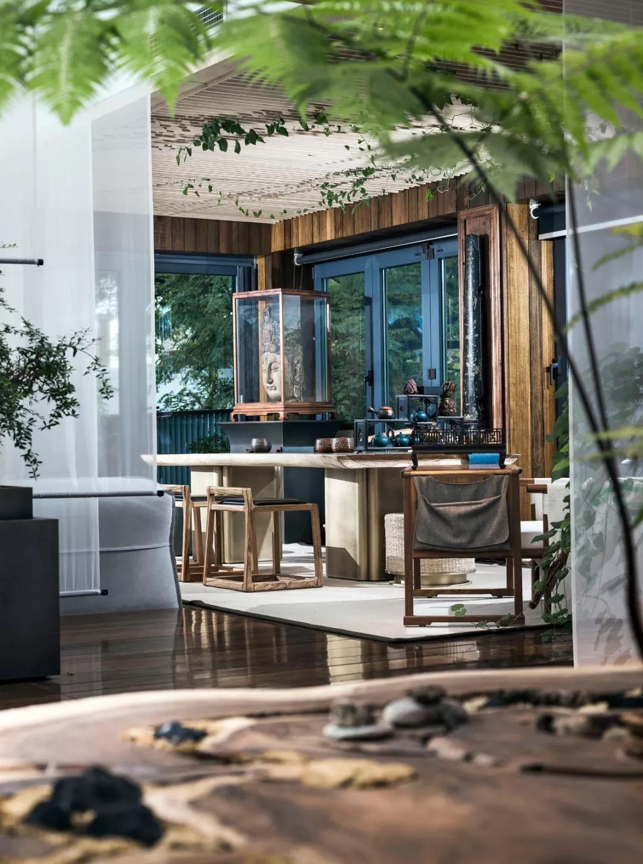 桂林独立茶室