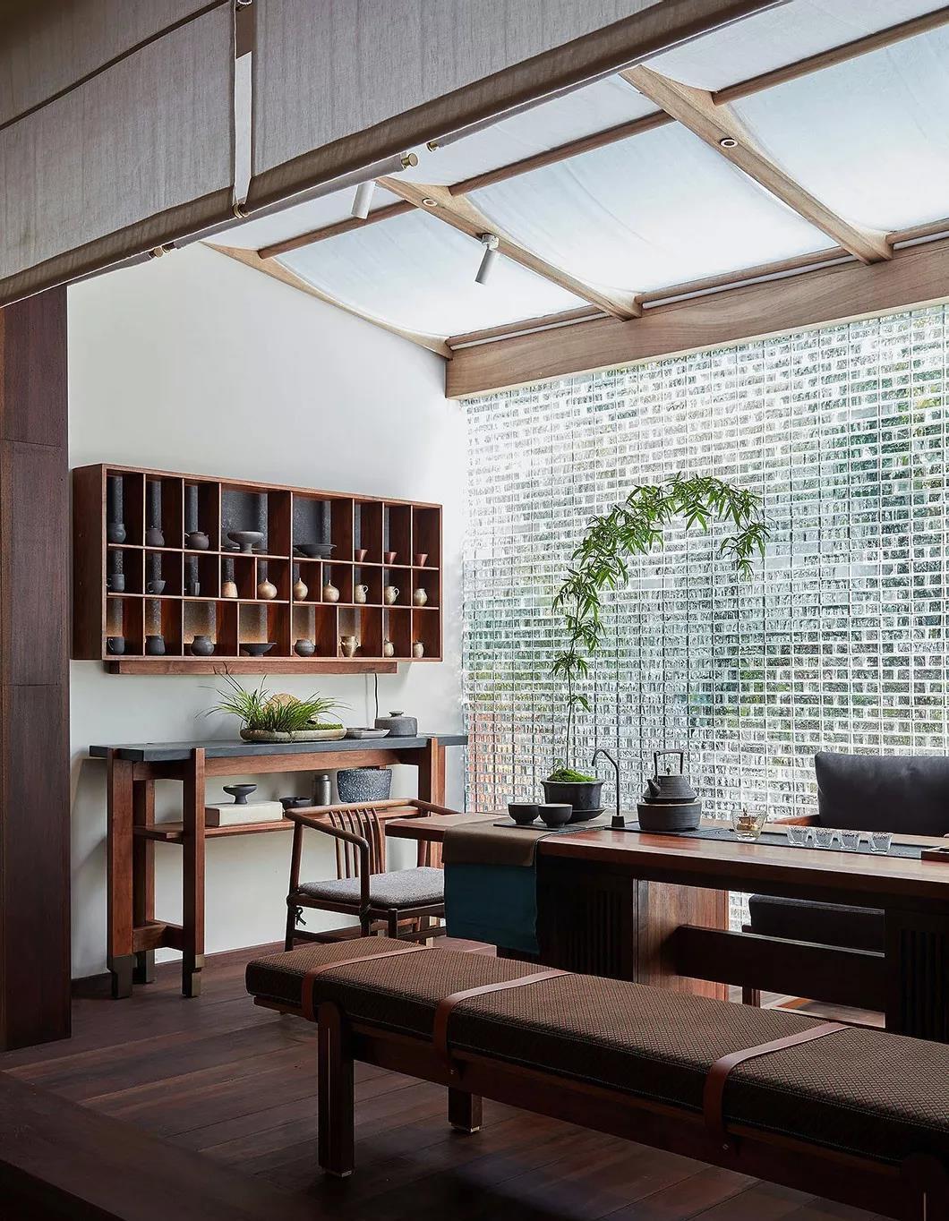 独立茶室设计