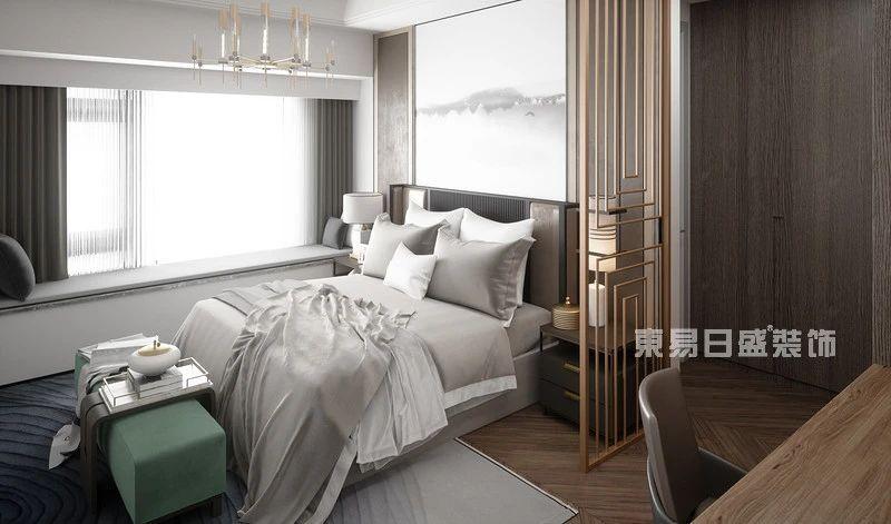 新现代主义风格主卧室