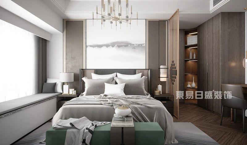新现代主义风格卧室