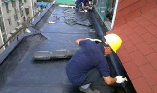 屋顶漏水处理方案