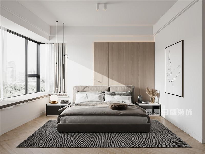 现代风格卧室装修案例