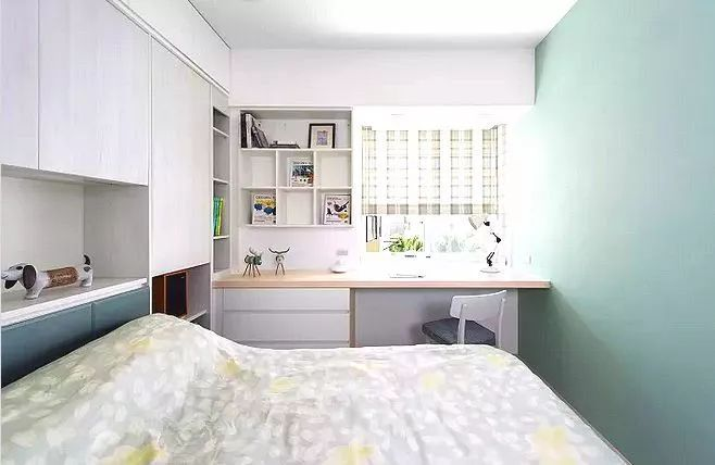 床头置物柜设计