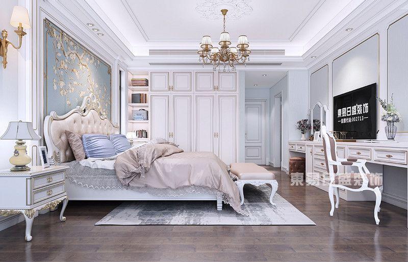 简约欧式卧室